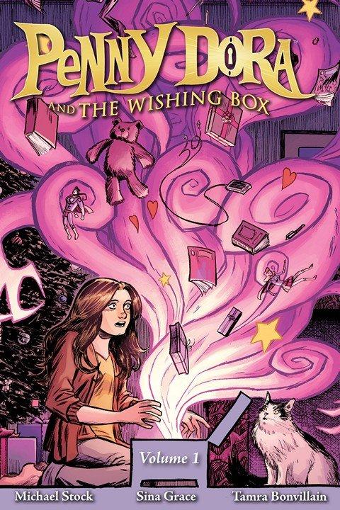 Penny Dora and the Wishing Box Vol. 1