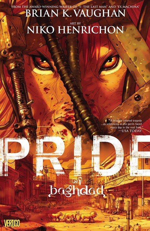 Pride of Baghdad (2006)