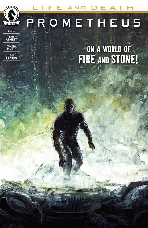 Prometheus – Life and Death #2