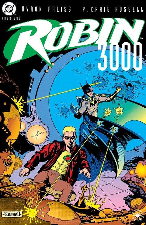 Robin 3000 #1 – 2
