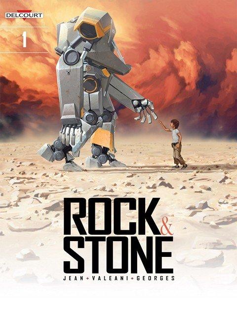 Rock & Stone #1