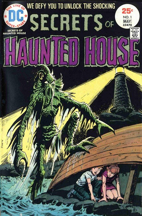 Secrets of Haunted House #1 – 46