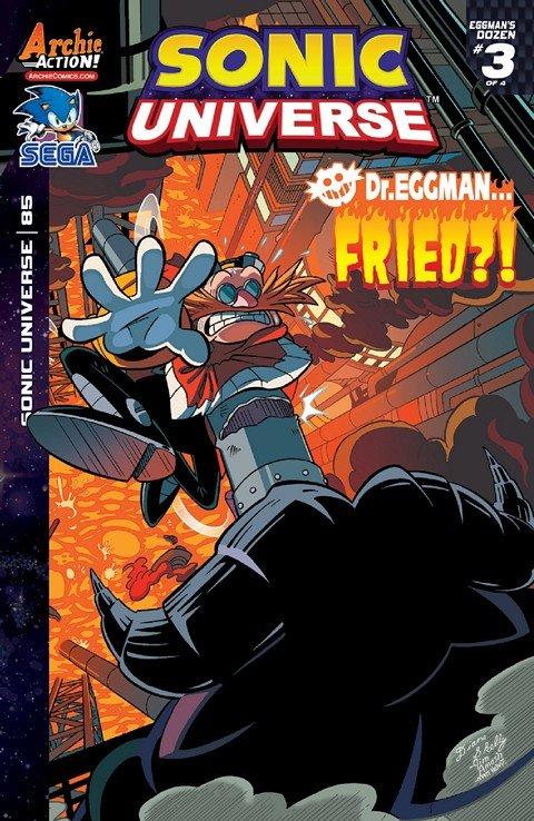 Sonic Universe #85