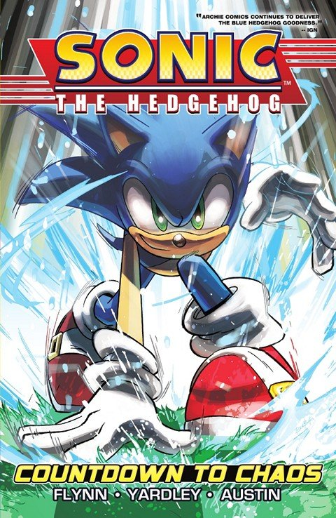 Sonic the Hedgehog Vol. 1 – Countdown to Chaos (2014)