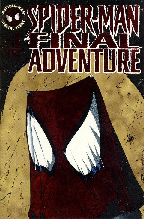Spider-Man – The Final Adventure #1 – 4