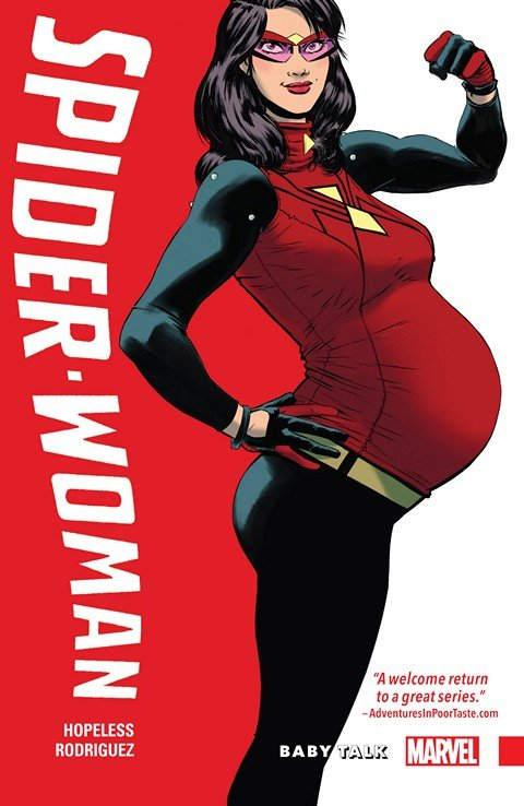 Spider-Woman – Shifting Gears Vol. 1 – Baby Talk