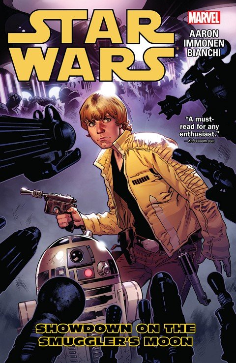 Star Wars Vol. 2 – Showdown on the Smuggler's Moon (2016)