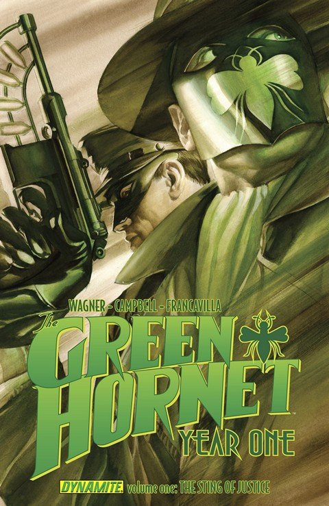 The Green Hornet – Year One Vol. 1 – The Sting of Justice
