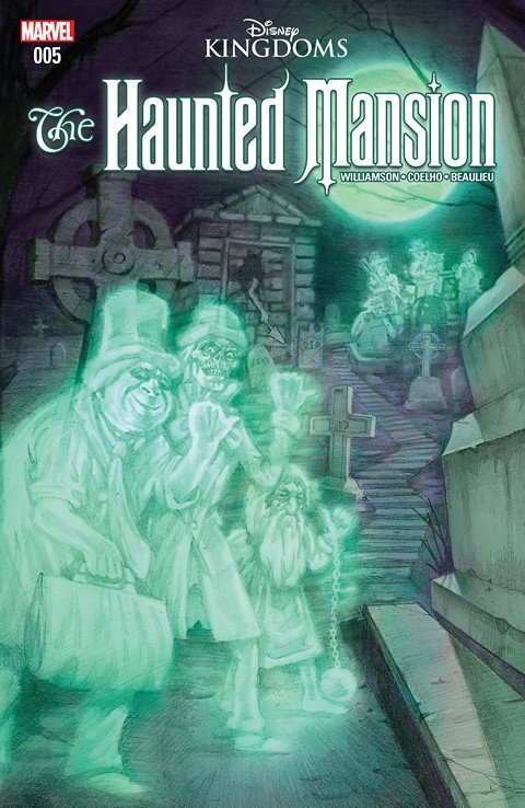 The Haunted Mansion #5