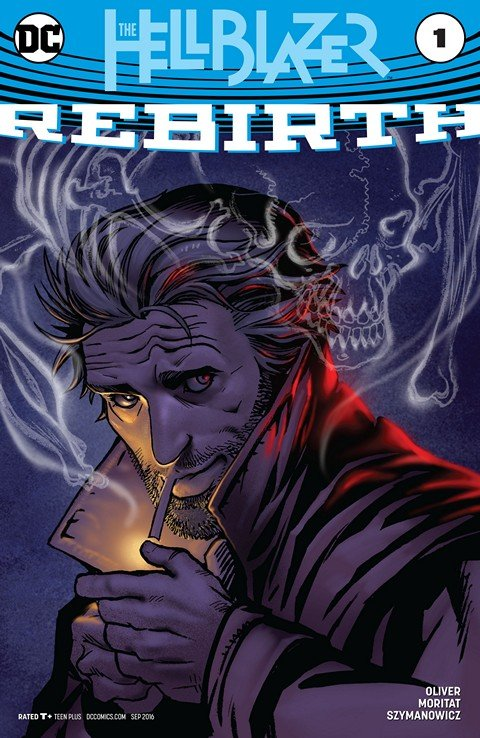 The Hellblazer – Rebirth #1