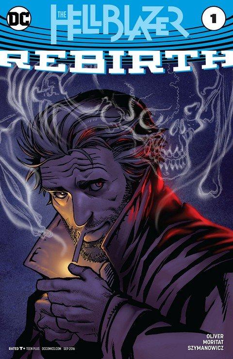 The Hellblazer – Rebirth #1