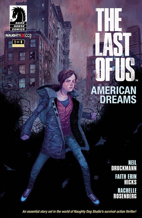 The Last of Us – American Dreams #1 – 4