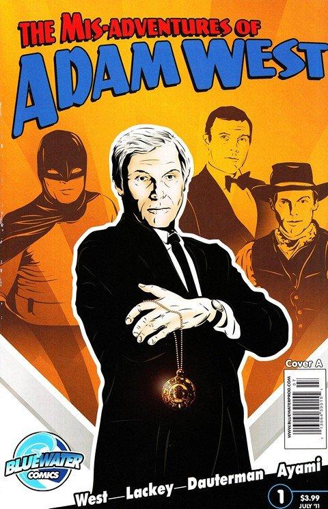 The Mis-Adventures of Adam West (Vol. 1 – 2 + FCBD)