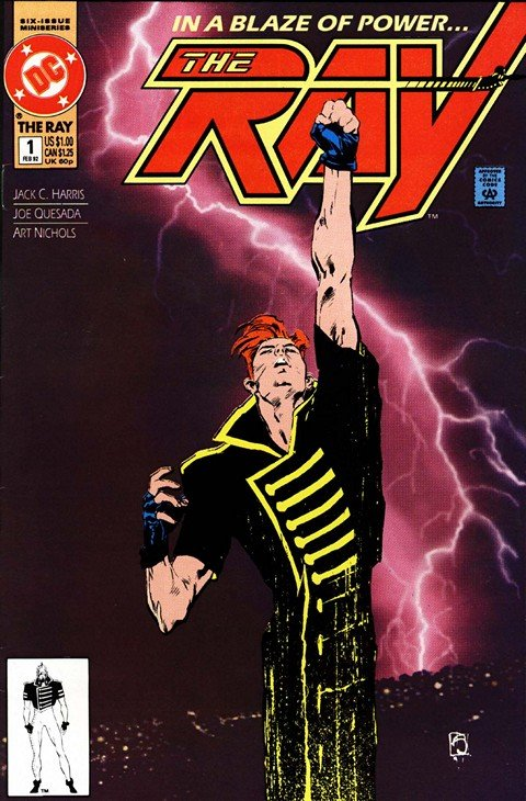 The Ray Vol. 1 #1 – 6 (1992)