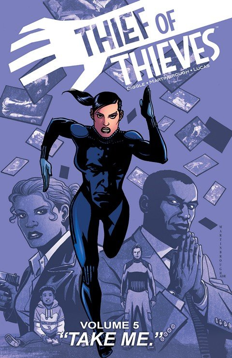 Thief of Thieves Vol. 5 – Take Me