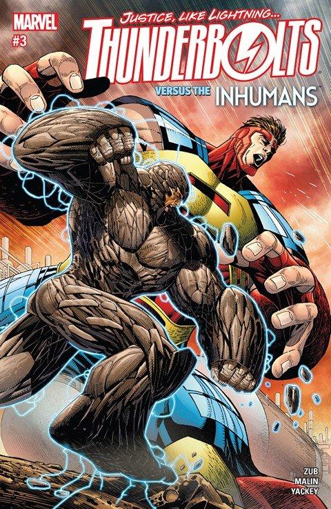 Thunderbolts #3 (2016)