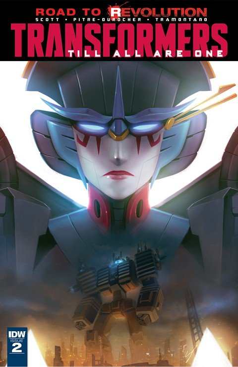 Transformers Till All Are One #2