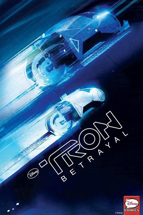 Tron – Betrayal