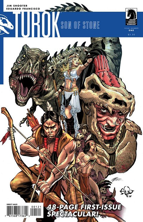 Turok, Son of Stone #1 – 4