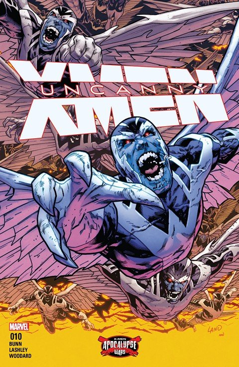 Uncanny X-Men #10 (2016)