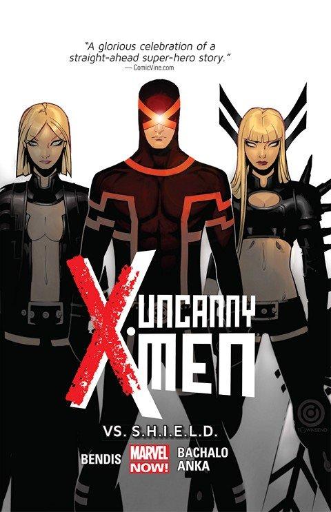 Uncanny X-Men Vol. 4 – Vs. S.H.I.E.L.D.