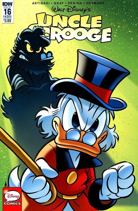 Uncle Scrooge #15