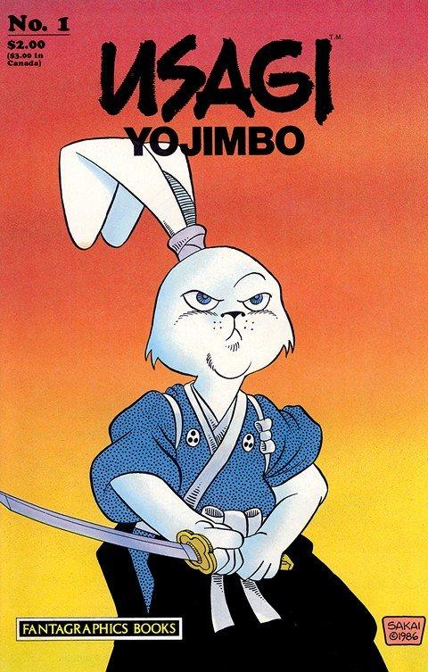 Usagi Yojimbo (Collection) (1987-2015)