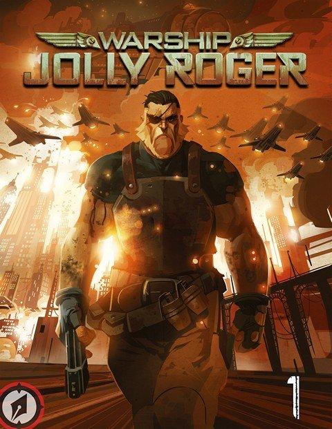Warship Jolly Roger #1 – 3