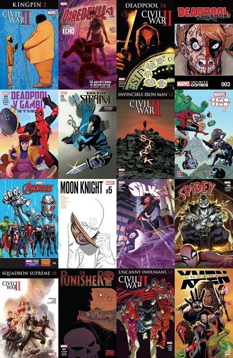 2016.08.03 Marvel Week+