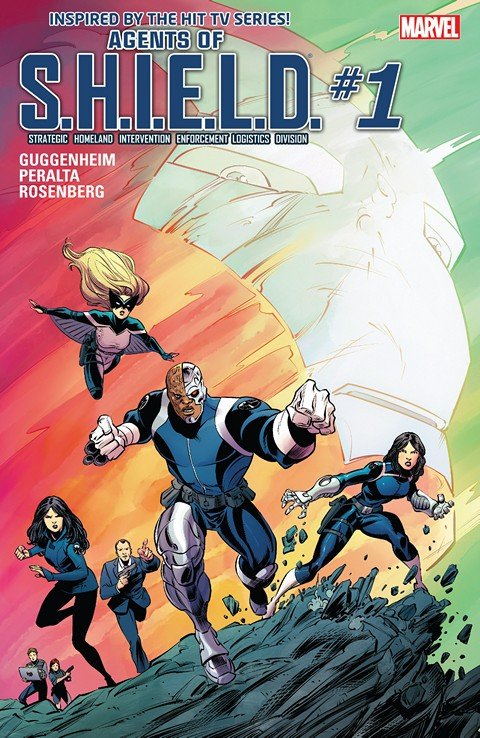 Agents of S.H.I.E.L.D. #1 – 10 + TPBs (2016)