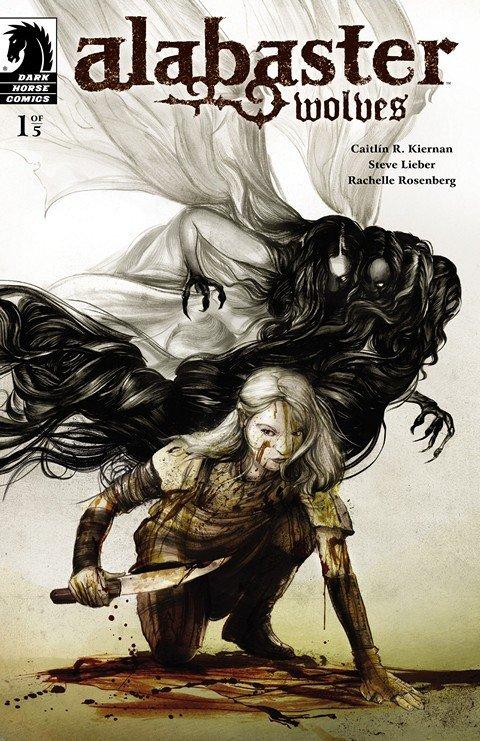 Alabaster – Wolves #1 – 5 (2012)
