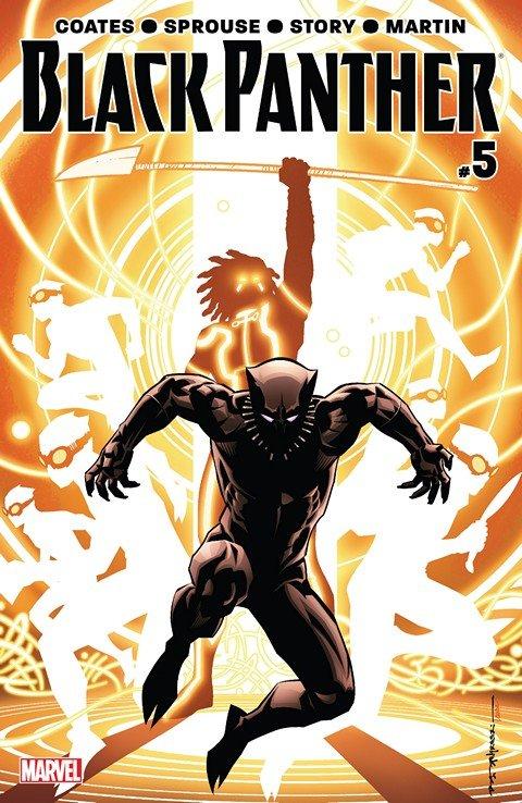 Black Panther #5 (2016)