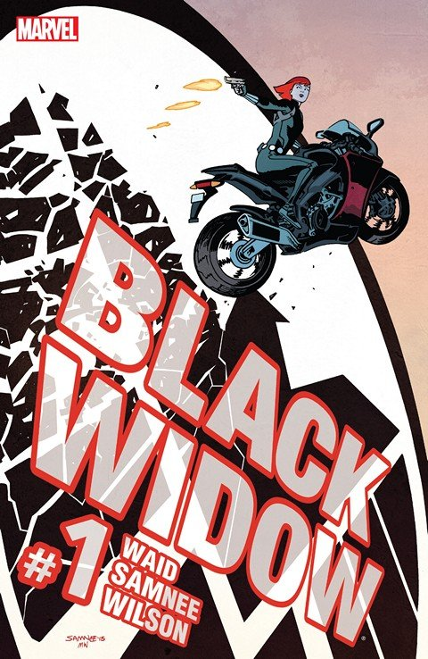 Black Widow #1 – 6 (2016)