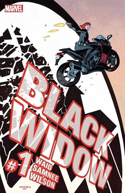 Black Widow Vol. 6 #1 – 12 + TPBs (2016-2017)