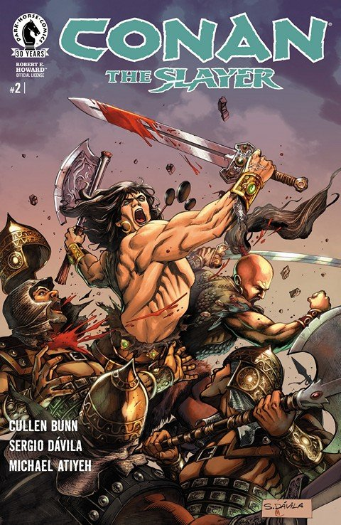 Conan the Slayer #2 (2016)
