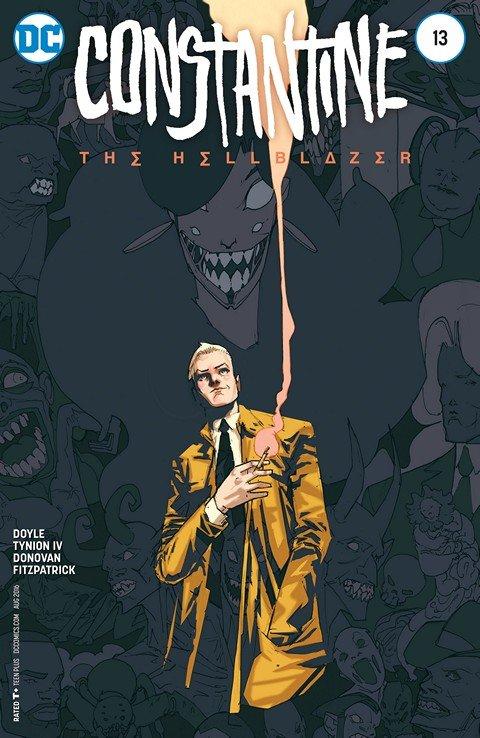 Constantine Comic Pdf