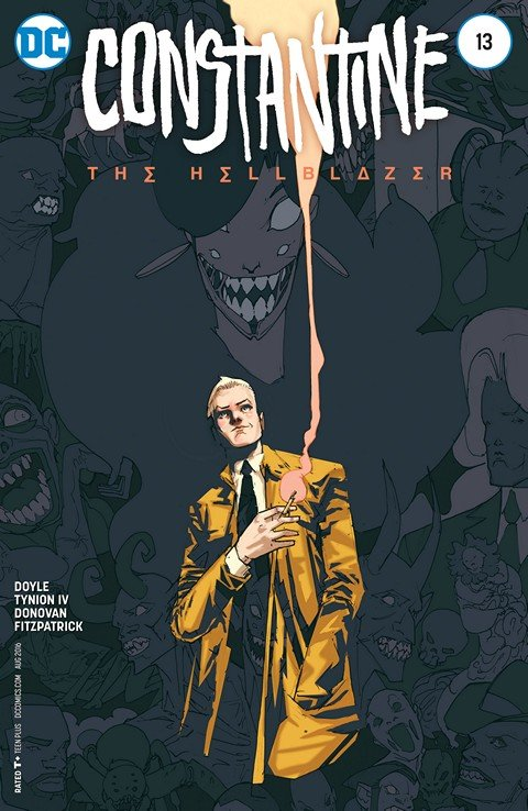 Constantine – The Hellblazer #1 – 13 (2015-2016)
