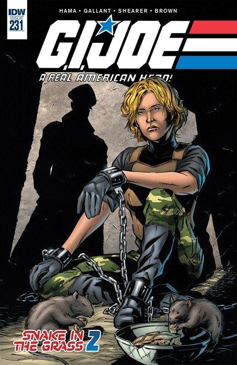G.I. Joe – A Real American Hero #231 (2016)