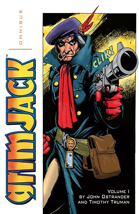 Grimjack (Collection)