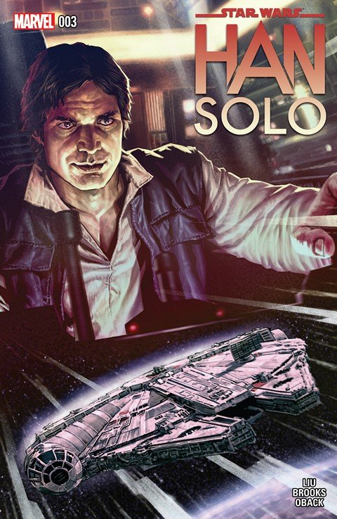 Han Solo #3 (2016)