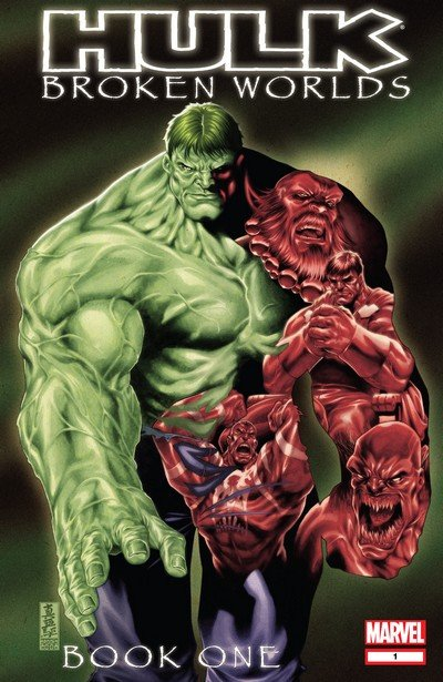 Hulk – Broken Worlds #1 – 2 (2009)