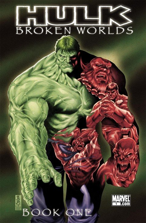 Hulk – Broken Worlds #1 – 2 (2009)