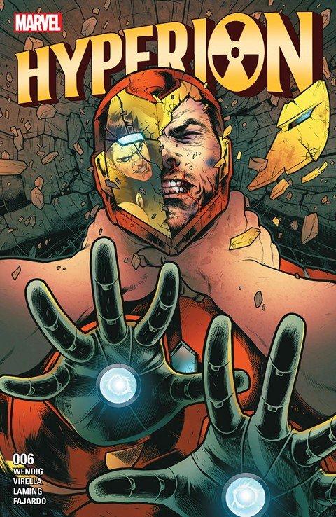 Hyperion #6 (2016)