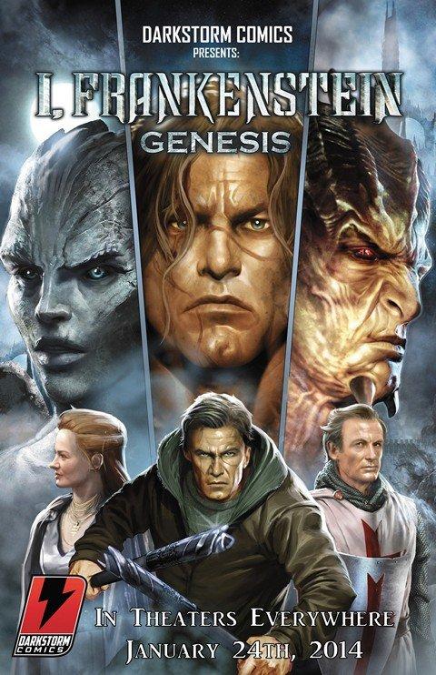 I, Frankenstein – Genesis