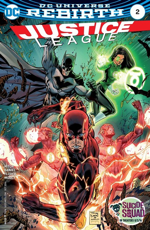 Justice League #2 (2016)