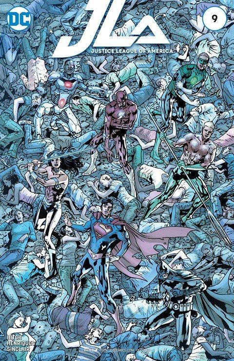 Justice League of America #9 (2016)