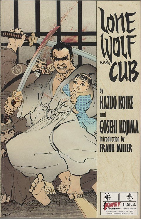 Lone Wolf and Cub #1 – 45