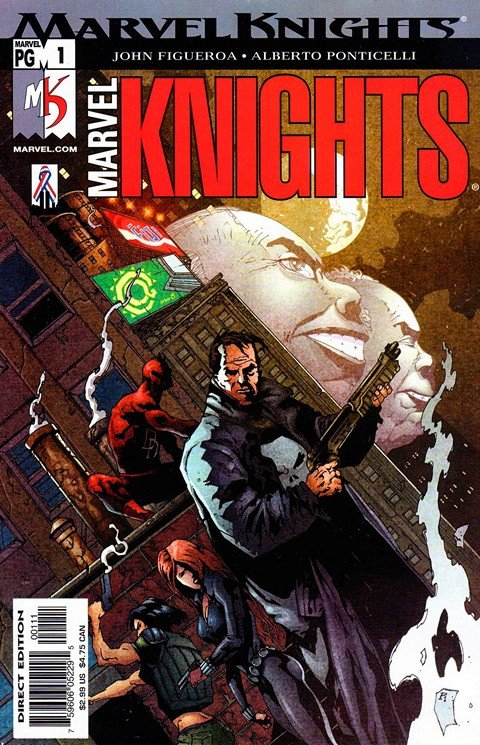 Marvel Knights Vol. 2 #1 – 6