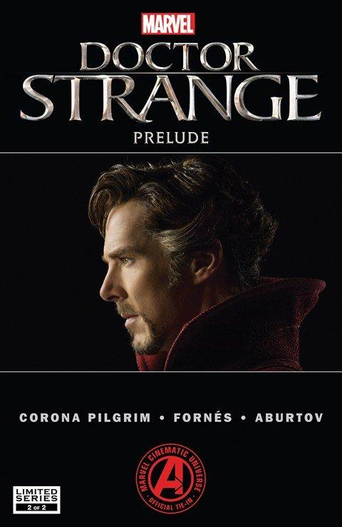Marvel's Doctor Strange Prelude #2 (2016)