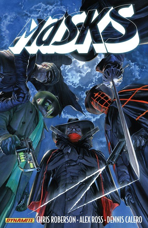 Masks Vol. 1 (2013)